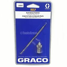 "Graco HVLP 256947 Quick Release Fluid Needle Nozzle #3 Kit 0.051"" 1.3mm"
