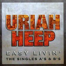 Uriah Heep - Easy Livin: The Singles A's & B's [New CD] England - Import