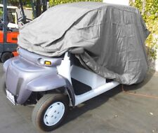 "Chrysler Polaris GEM Golf Cart Cover | Fits GEM e4, GEM e825, Ford Th!nk (138""L)"