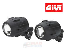 Givi S310 Trekker Motorcycle Halogen Spot Lights, BMW R1200GS, F800GS, F700GS