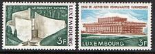 LUXEMBOURG MNH 1972 SG894-895 MONUMENTS AND BUILDINGS