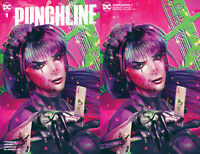 Punchline Special 1 DC 2020 John Giang Minimal Trade Set Variant Batman Joker
