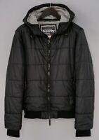 Men Superdry Jacket Bomber Sport Breathable Windproof L VAS551