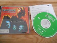 CD Pop Loveland - The Wonder Of Love (11 Song) PWL / EASTEN BLOC + Presskit