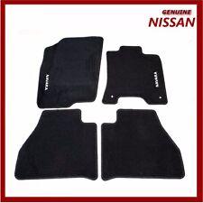 Genuine Nissan Navara NP300 D23 2016-On Double Cab Velour Carpet Mats KE7554K001