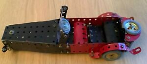 MECCANO  -  3 WHEELER -  STYLE MODEL CAR