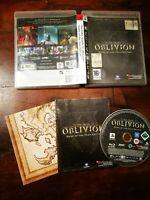 The Elder Scrolls Iv Oblivion GOTY Edition Italiana Ps3 Perfetta Completa