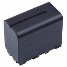 Batterie Li-on NP-F970 7200mAh pour Caméra Sony lampe Aputure Amaran Yongnuo