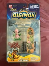 Sealed Bandai Digimon dx Lillymon Regular series 2 Skateboard Fingerboard