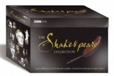 The BBC TV Shakespeare Complete Collection Series DVD 37 Disc BOXSET R4 Aus