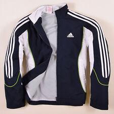 4a13b579708f Adidas Junge Kinder Jacke Jacket Gr.164 Trainingsjacke Mehrfarbig, 61286