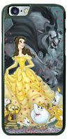 Disney Beauty and the Beast Phone Case for iPhone X 8 PLUS Samsung Google LG etc