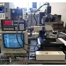 Olympus Bh2 Uma Precision Semiconductor Measuring Microscope Metrology Inspector