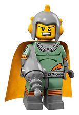 Lego Minifigures serie 17 71018 - Le rétro spaceman - NEUF