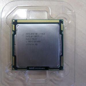 Intel Core I7-860 4x 2,8 GHz LGA1156 SLBJJ