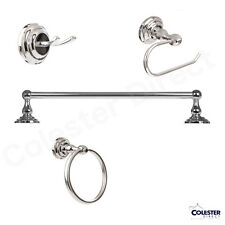 Polished Chrome Bathroom Hardware Set Bath Accessory