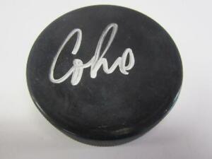 Connor McDavid Edmonton Oilers signed autographed hockey puck
