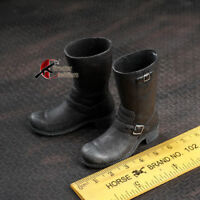 1/6 Shoes Model  ASTOYS AS003 Soldier Figure Combat Boots For 12'' Figure