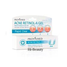 Provamed Acne Retinol A Gel For Reduce Comedone & Anti Bacterial & Tighten Pore
