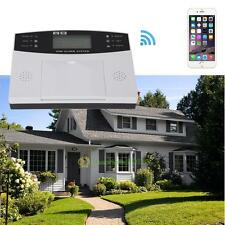 Wireless LCD GSM SMS PIR Home Security Burglar House Alarm System Auto Dialer