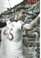 Southampton v Leicester City 25th October 2019 Match Programme 2019/20