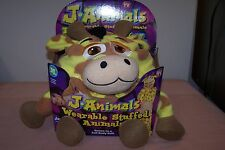 J Animals Wearable Stuffed Animals NEW in Box As Seen on TV Opens Full Body Suit