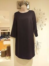 H&M blackTunic Dress size 12