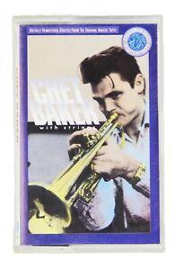 Chet Baker - With Strings - Musicassetta - Originale - Columbia Jazz - Rarissima