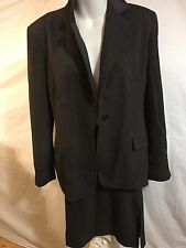 Gerard Darel Women Suit 3 Pieces Size 44/46 Made Italy