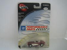 2002 Hot Wheels '58 Corvette GM Performance Parts Series #3