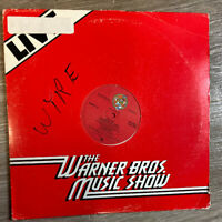 THE WHO Filling in the Gaps Double LP Promo Vinyl Record Warner Bros. Music