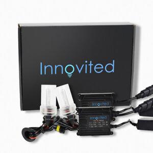 Innovited AC 35W HID Kit H1 H3 H4 H7 H11 H13 9005 9006 9007 6000K Hi-Lo Bi-Xenon