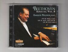 (CD) GARRICK OHLSSON: Complete Beethoven Sonatas, Vol. 9 / 2CDs / BRIDGE