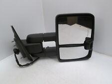 GM SIERRA / SILVERADO Right Passenger POWER Mirror 15 16 17 OEM CHROME