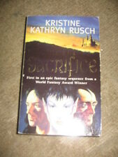The Fey: Sacrifice by Kristine Kathryn Rusch PB 1st novel in an epic fantasy  AB