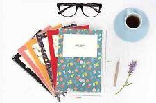 KOREAN Journal Notebook Weekly, Monthly Scheduler & Free note 2015 - Undated