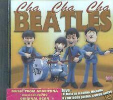 THE BEATLES CHA CHA CHA TRIBUTE CD RARE ARGENTINA