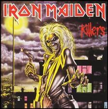 IRON MAIDEN - KILLERS ~ Enhanced CD ~ 80's METAL *NEW*