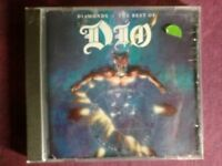 DIO - DIAMONDS. THE BEST OF. CD.