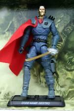 G.I.Joe Iron Grenadier Leader Codename Destro gold mask face