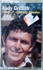 ANDY GRIFFITH - COMEDY CLASSICS  - CASSETTE TAPE - STILL SEALED