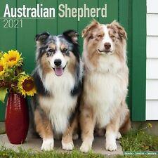 Australian Shepherd Calendar 2021 Premium Dog Breed Calendars