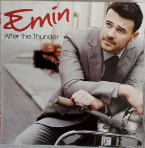 Emin: After The Thunder Deluxe CD + Music Video DVD Edition, Eurovision 2012 NEW