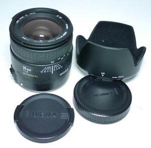 Sigma 1.8 28mm II Aspherical für Canon EF Objektiv An-Verkauf ff-shop24