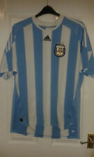 2acba229f98 7 X Mens Football Shirt Argentina Home 2002 2005 2008 Away 2003 2007 2009  ADIDAS