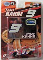 Kasey Kahne #9 Dodge NASCAR 1:64 Scale Diecast Car with Card Hellmans