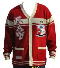 Kappa Alpha Psi Fraternity Men's Wool Sweater Crimson Red