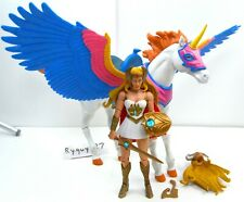 MOTUC, She-Ra & Swiftwind, figure, Masters of the Universe Classics, lot, set