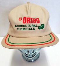 VTG Trucker Hat Cap Snapback K-Brand Chevron Ortho Agricultural Products Farm