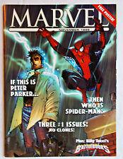 Marvel Magazine No. 5 November 1998 Spider-Man Avengers Battlebooks catalog